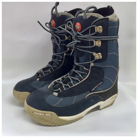 Ботинки для сноуборда NIDECKER 400c5b1ed71