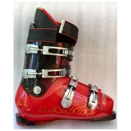Горнолыжные ботинки LANGE FIUID FERRARI 120