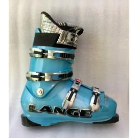 Горнолыжные ботинки Lange Fluid 100