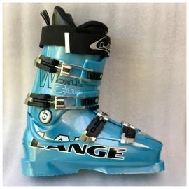 Ботинки горнолыжные LANGE WORLD CUP 160