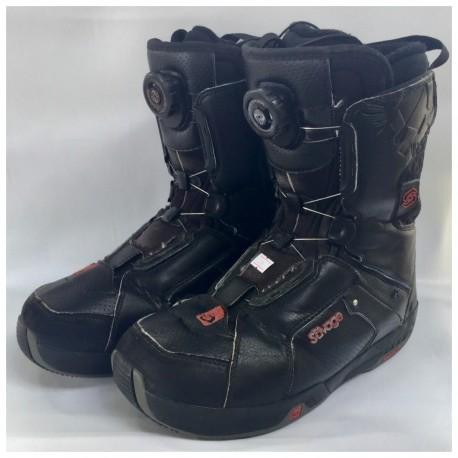 65ed53ceb40d Ботинки для сноуборда SALOMON SAVAGE RTL boa