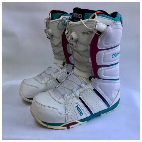 Ботинки для сноуборда NITRO CROWNTLS