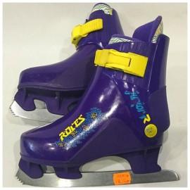 Коньки пластиковые Roces Junior