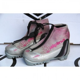 Ботинки для беговых лыж Alpina Dugstar