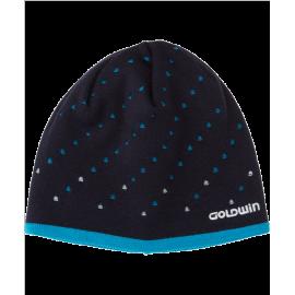 Шапка GOLDWIN Beanie navy/turquoise