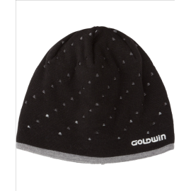 Шапка GOLDWIN Ladies beanie black/grey
