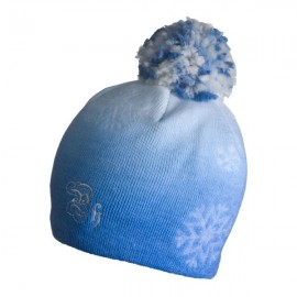 Шапка PHENIX KNIT HAT blue женск.