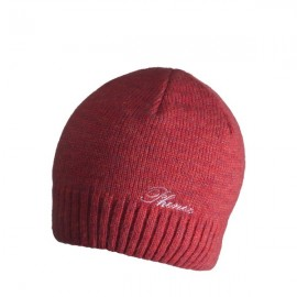 Шапка PHENIX KNIT HAT red женск.