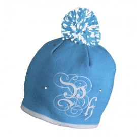 Шапка PHENIX KNIT HAT lightblue женск.