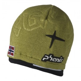 Шапка PHENIX KNIT HAT olive мужск.