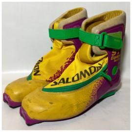 Ботинки для беговых лыж SALOMON 911 EQUIPE SKATE