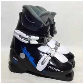 Детские горнолыжные ботинки TECNO pro FROST T 45