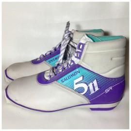 Ботинки для беговых лыж Salomon SR  511