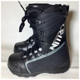 Сноубордические ботинки  Nitro Fader TLS Black женские