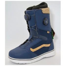 Сноубордические ботинки Vans AURA BLUE/CORK