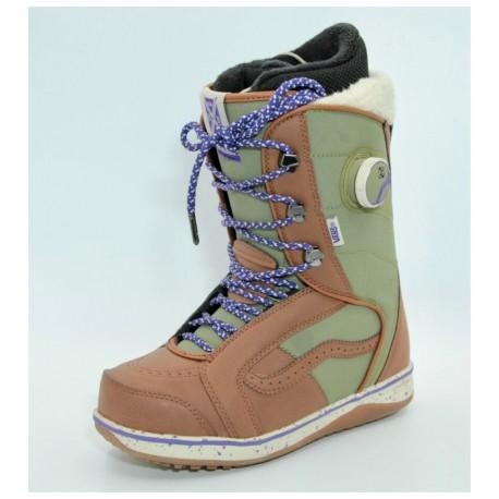 Ботинки для сноуборда Vans Ferra Hana Beaman