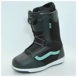Ботинки Vans Brystal Black Boa для сноуборда