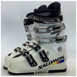 Горнолыжные ботинки SALOMON IMPACT JR 70