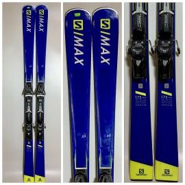 Горные лыжи  Salomon S/Max X9 Ti 2018 - 2019