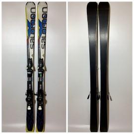 Горные лыжи Salomon X-Race JR