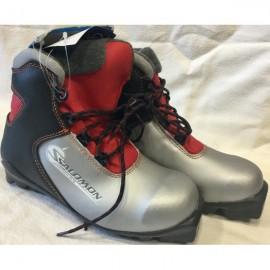 Лыжные ботинки salomon junior