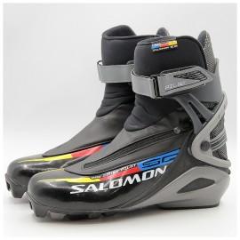 Ботинки лыжные Salomon Carbon Chassis