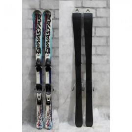 Лыжи горные подростковые DYNASTAR team speed