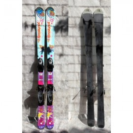 Горные лыжи Rossignol Fun Girl