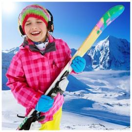 Детские горные лыжи  Б/У