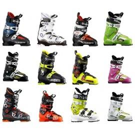 Ботинки горнолыжные Б/У