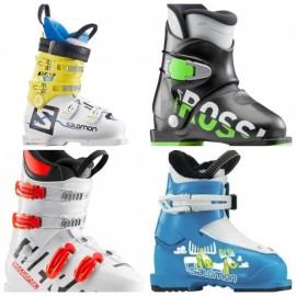 Детские горнолыжные ботинки  Б/У
