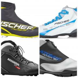 Ботинки для беговых лыж новые