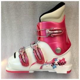 Ботинки лыжные Lange T-kid 40