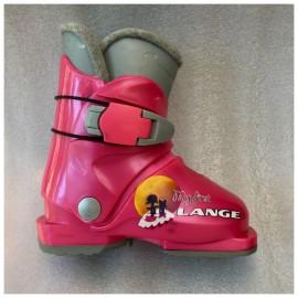 Ботинки лыжные Lange My first
