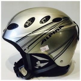 Шлем горнолыжный сноубордический Alpina