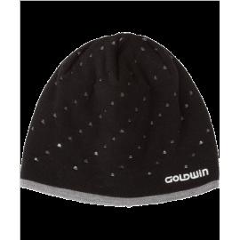 Шапка GOLDWIN Ladies beanie black/grey