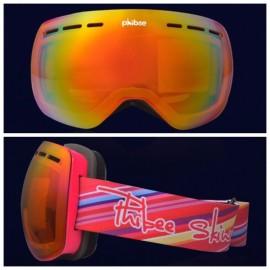 Горнолыжная маска (очки) Phibee