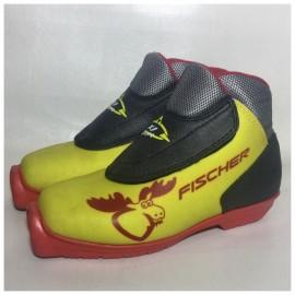 Ботинки для беговых лыж детские Fischer XJ Sport