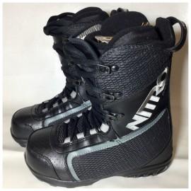 Ботинки сноубордические Nitro Fader TLS Black женские
