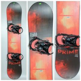 Сноуборд Nitro PRIME
