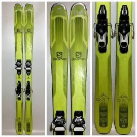 Горные лыжи Salomon QST 85