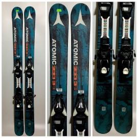 Горные лыжи Atomic PUNX JR