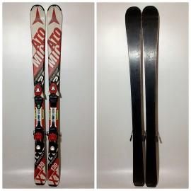 Горные лыжи  Atomic REDSTER XT JR