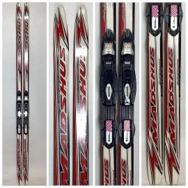 Беговые лыжи MADSHUS Super wax JR
