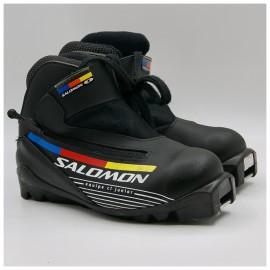Ботинки для беговых лыж  SALOMON EQUIPE CL JUNIOR