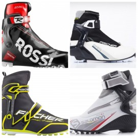 Ботинки для беговых лыж Б/У