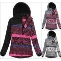 Женские горнолыжные и сноубордические куртки